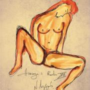 Hommage à Rodin XII