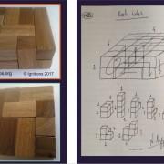 Puzzle 4x4x2