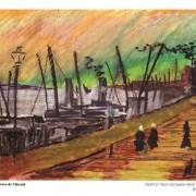 Le Quai d'Anvers de Vincent