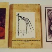 Etude sur l'aile de Leonardo da Vinci